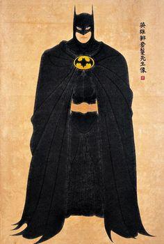 Batman of the East