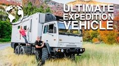 THE ULTIMATE ADVENTURE VEHICLE - YouTube