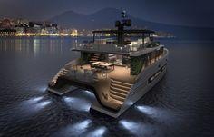 Picchio, insula plutitoare de cinci stele - detalii pe www.luxul.ro