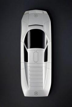 Mercedes C111 prototype.