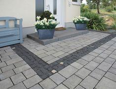 Pflastersteine La Strada von Rinn Betonsteine und Natursteine