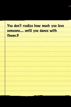 Even if they dance like penguins... :)