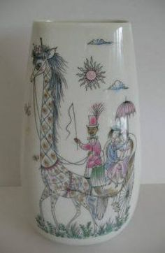 Peynet Form # 2760 22.5 cm Giraffes, Collections, Artist, Artists, Giraffe, Amen