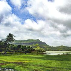 Igatpuri series #water #hill #clouds #sky #blue #green #mountain #nature #trees