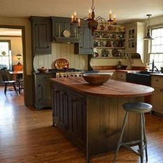 12 best ideas primitive country kitchen decor simple minimalist to apply as another theme option in doing a kitchen design. Kitchen Redo, Rustic Kitchen, New Kitchen, Kitchen Dining, Kitchen Remodel, Kitchen Cabinets, Awesome Kitchen, Kitchen Art, Kitchen Towels