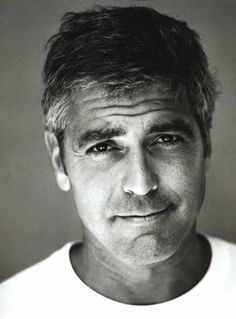 George Clooney.... one seriously handsome man