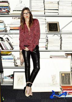 Le Fashion: JENNA LYONS | OFFICE CHIC