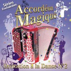 Accordéon magique - Marcel Masson sur CDMC.fr