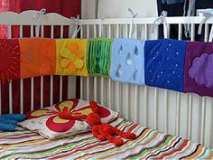 Cojines decorativos para bebés   Ideas para Decoracion