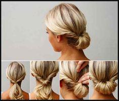 Die 8 Besten Bilder Von Hochsteckfrisuren Selber Machen Haar Ideen