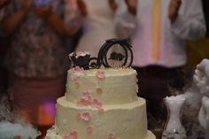 Tort cu bicicleta Bicycle Wedding, Wedding Inspiration, Cake, Desserts, Tailgate Desserts, Deserts, Food Cakes, Cakes, Postres