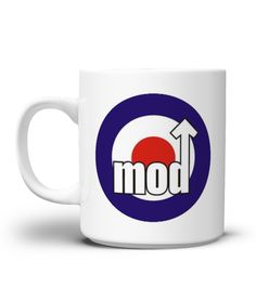 no1 mod mug collection target  #gift #idea #shirt #image #music #guitar #sing #art #mugs