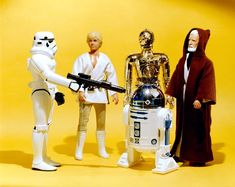 Star Wars Action Figures Inducted Into the Hall of Fame.