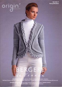 Bergere de France Pattern 500.77