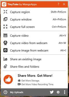 Tech Roundup: Easy Desktop Screenshot Tools to Simplify Your Office Life http://officeninjas.com/2015/06/11/easy-desktop-screenshot-tools/?utm_content=bufferec874&utm_medium=social&utm_source=pinterest.com&utm_campaign=buffer  #TinyTake
