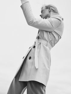 Grazia Italy February 2017 Patricia Van Der Vliet by Dean Isidro - Fashion Editorials