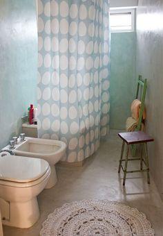 Resultado de imagen para pisos cemento alisado ba os - Cemento alisado banos ...