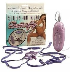 STRAP ON MINI BUTTERFLY a pipedream product ** Read more  at the image link.