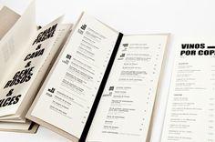 ** Diseño de menú simple y fácil de remplazar** | Menu Restaurant Design | #menu #design #restaurant #simple