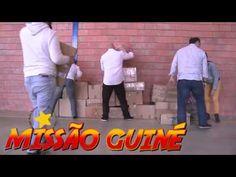 Missão Humanitária à Guiné - Heróis GAS, Lazy Millionaires