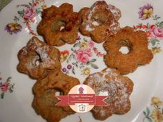 Cinnamon cookies / glykesdiadromes.wordpress.com Cinnamon Cookies, Muffin, Wordpress, Breakfast, Desserts, Food, Cinnamon Biscuits, Morning Coffee, Tailgate Desserts