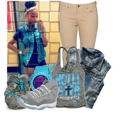 """""""Untitled #652"""" by swaggcouture on Polyvore"""