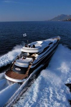 Pershing 115 - AJ MacDonald - Yacht Broker - ajmacdonald@camperandnicholsons.com