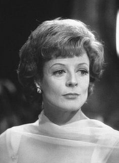 Maggie Smith in Murder by Death, 1976