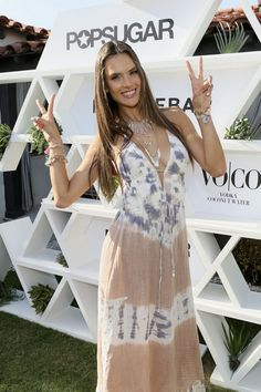 COACHELLA: ALESSANDRA AMBROSIO'S MUST-HAVES FOR THE MUSIC FEST