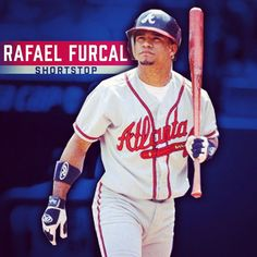 Playing shortstop for the #AllTFTeam, Rafael Furcal