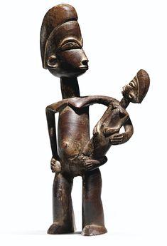 Maternité, Lobi, Burkina Faso   lot   Sotheby's