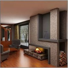 камин в стиле минимализм: 15 тыс изображений найдено в Яндекс.Картинках Fire Pit Wall, Architecture, Showroom, Design, Home Decor, Home, Fire Places, Modern Fireplace, Arquitetura