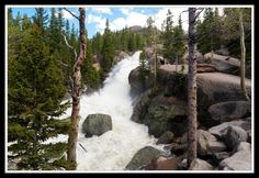10 Beautiful Hidden Waterfalls Near Denver
