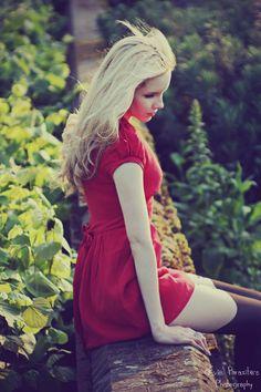 Goth Blonde