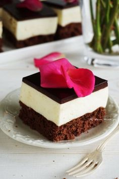 "Ciasto ""Ptasie mleczko""- przepyszne! || mysweetworld"