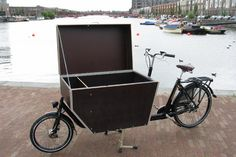 WorkCycles Cargobike Delivery bicycle