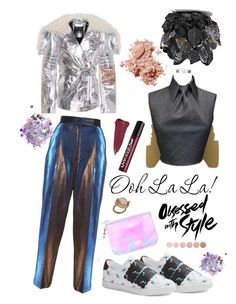"""Futu-ris-tic!"" by myrasaviera on Polyvore featuring Fendi, Stephanie Johnson, Dries Van Noten, Fabio Cammarata, Proenza Schouler, The Gypsy Shrine, McCoy Design, Bobbi Brown Cosmetics, Charlotte Russe and Deborah Lippmann"