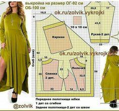 No photo description available. Clothing Patterns, Sewing Patterns, Short Long Dresses, Boho, Casual, Apron, Product Description, Instagram, Pattern Ideas