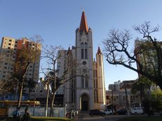 Matriz Sagrado Coração de Jesus -União da Vitória, Paraná