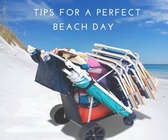 TIPS FOR THE PERFECT BEACH DAY and giveaway