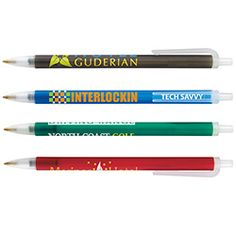 Norwood Promotional Products :: Product :: Contender Frosted Pen