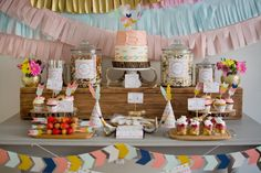 Tribal Princess Birthday Party via Kara's Party Ideas | KarasPartyIdeas.com (34)