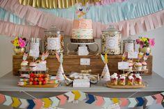 Tribal Princess Birthday Party via Kara's Party Ideas | KarasPartyIdeas.com (34)