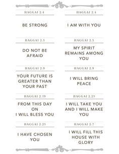 Encouragement from Haggai 2