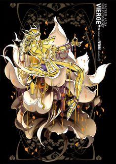 Download Saint Seiya: Virgo Shaka (1600x2249) - Minitokyo