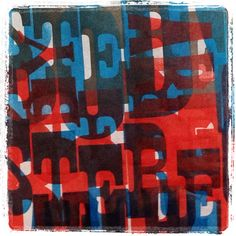 Types - Mary Mortimer 2014