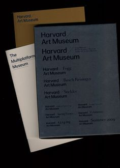 Graphic Design - Graphic Design Ideas - 2 × Project: Harvard Art Museum Graphic Design Ideas : – Picture : – Description 2 × Project: Harvard Art Museum -Read More – Graphic Design Agency, Graphic Design Inspiration, Branding Design, Design Ideas, Typography Layout, Typography Prints, Graphic Design Typography, Print Layout, Layout Design