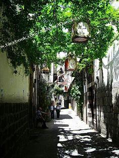 Old Damascus.