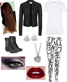 """""""Love :)"""" by riley5700 ❤ liked on Polyvore"""