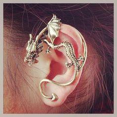 Ear cuffs.. www.blogdapate.com
